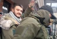 З'явилось відео затримання НАБУ сина Авакова