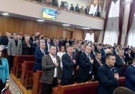 Житомирські обласні депутати розпочали сесію. Фото