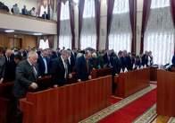 У Житомирі на сесії обласної ради хвилиною мовчання вшанували пам'ять Аміни Окуєвої