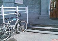 Показали, по яких вулицях Житомира найбільше їздять на велосипедах, а по яких ходять. Карта