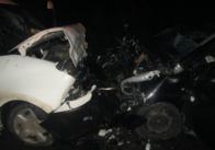 Жахливе ДТП на Житомирщині: два трупи, автівки - вщент. Фото