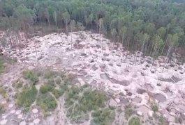 Бурштин на Житомирщині: ще один дозвіл скасував суд