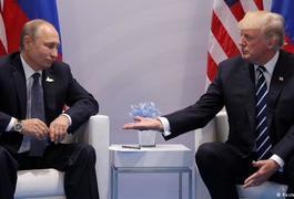 Трамп не зустрічатиметься з Путіним у В'єтнамі