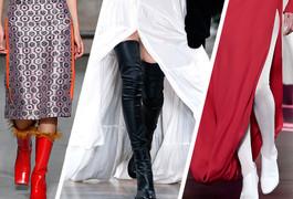 Три основних кольори взуття, які модні цієї осені та зими