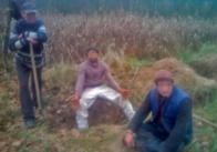 У Житомирській області троє чоловіків намагалися вкрасти і здати на метал водовідвідні труби. Фото