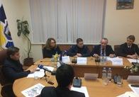 До Житомира приїхав заступник міністра поговорити про ідеї. Фото
