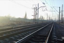 У Бердичеві товарний поїзд на смерть збив чоловіка