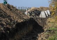 Стіна Яценюка: за облаштування кордону мільйони пішли і житомирським фірмам. Відео
