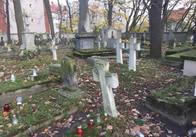 Дипломати України в Польщі домовились про реконструкцію та облаштування могил воїнів УНР. Фото