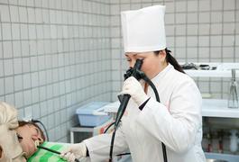 Управління охорони здоров'я Житомирської міської ради придбало дороговартісне обладнання для обстеження шлунково-кишкового тракту