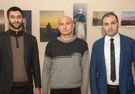 Про ефект Айвазовського розповіли у Житомирі на виставці репродукцій його картин