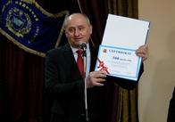 Володимир Ширма привітав реорганізований «Житомирський медичний інститут» Житомирської обласної ради