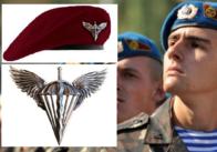 Житомирські десантники від сьогодні носитимуть не голубі берети, а темно-бордові