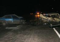 Вечірнє ДТП у Житомирській області: троє в реанімації, один загинув. Фото