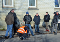 У Житомирі тріскає будинок: мешканцям відновлюють водопостачання