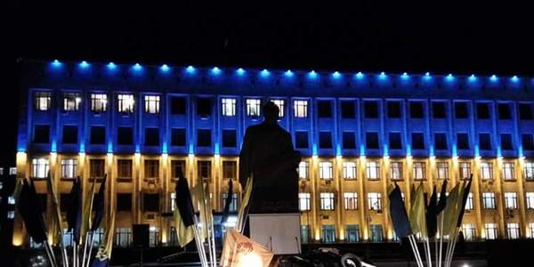 У Житомирі розпочинають відзначати День Гідності та Свободи
