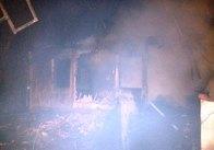 Під час пожежі у Житомирській області загинули мати та син. Фото