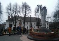 У Житомирі вшановують жертв голодоморів