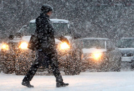 Попереджають про погіршення погодних умов у Житомирській області