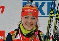 Українська біатлоністка Джима виграла другу «бронзу» у сезоні