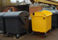 На придбання уживаних сміттєвих контейнерів для житомирського КП депутати виділили 196 тисяч