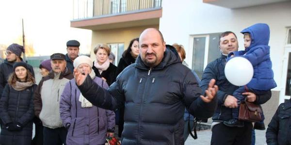 Понад сто житомирян отримали ключі від квартир у ЖК «Фаворит»