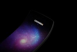 У Мережі з'явилися чутки про підготовку Doogee повноекранного смартфона MIX 3 з гнучким дисплеєм