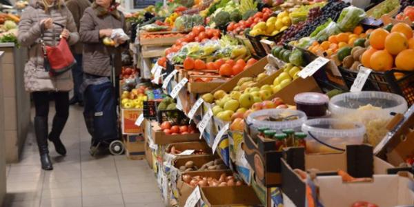 Які продукти подорожчали, а які подешевшали на ринках Житомирської області
