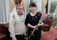 До дня ліквідатора чорнобильці подякували головному лікарю діагностичного центру