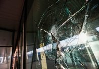 29-річний житомирянин обікрав супермаркет і розбив вітрину