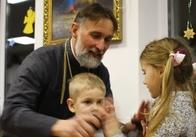 В недільну школу Житомира завітав Святий Миколай