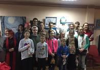 Фонд родини Розенблат привітав понад 1000 маленьких житомирян з новорічними святами. Фото