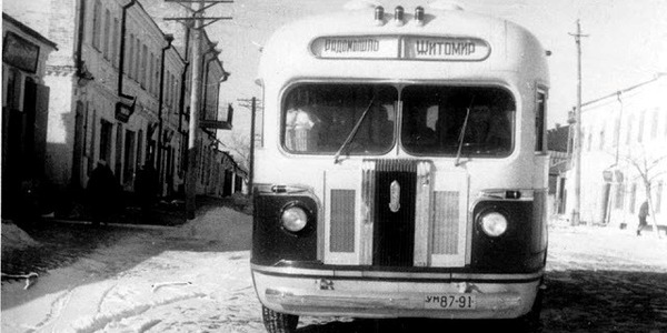 Старі фотографії Житомира