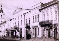 Старі фасади Житомира