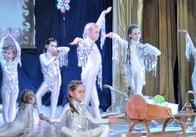 У Житомирі відбулася благодійна дитяча вистава «Крижане серце»