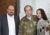 Житомир – місто героїв, нам є кого підтримувати, – Борислав Розенблат