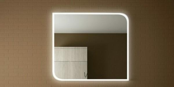 Як організувати світло біля дзеркала