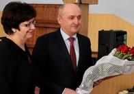 Володимир Ширма представив нового керівника Житомирського базового фармацевтичного коледжу