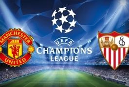 Ліга Чемпіонів. Манчестер Юнайтед - Севілья