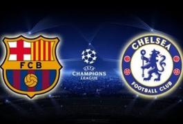 Ліга Чемпіонів. Барселона - Челсі
