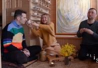 """Сергій Твардовський на Чайній церемонії: """"Кожна людина - визначна!"""""""