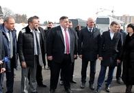 Комітет ВРУ з питань бюджету оглянув житомирські будівництва
