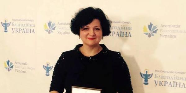 Фонд родини Розенблат здобув низку нагород на конкурсах «Благодійна Житомирщина» та «Благодійна Україна»