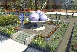 Объявлен победитель конкурса «Памятник мороженому»