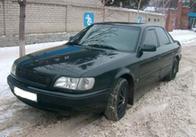 """В Житомирі прямо з гаража викрали """"АУДІ-100"""""""
