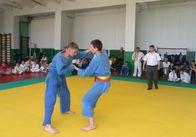 В Житомире прошел первый городской турнир по дзюдо (фото)