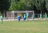 Романівська команда перемогла житомирську в другому турі чемпіоната області з футболу