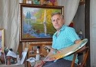 Житомирський художник Петро Богомаз: «Будь-яка робота у цьому світі відволікає людину від її істинного шляху – пізнання себе, як душі!»