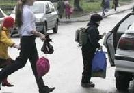 В Житомирі дитина потрапила під колеса автомобіля