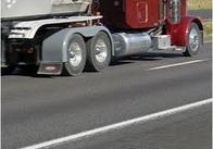 В Житомирської області на дорогах обмежили рух великогабаритного вантажного транспорту